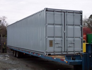 Containers for rent: 40 foot Shipping Container