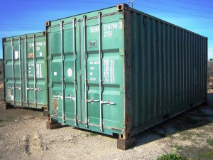 6 Meter Shipping Containers
